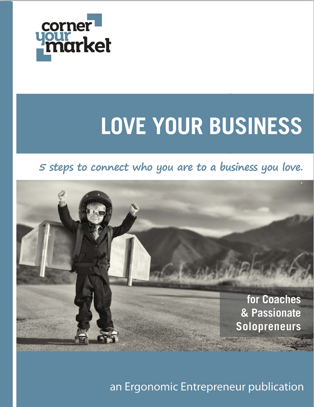 Love Your Business eBook Cover May 2018